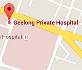 Map thumbnail Geelong Private